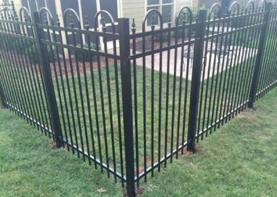 LCCA Patio Homes dog fence1
