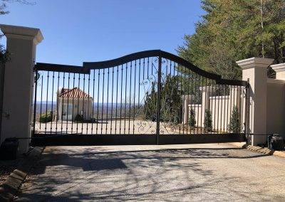 Mt Lake Estates Entry Gate