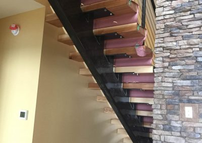 Custom Wrought Iron Stairs
