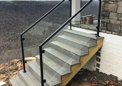 Custom Iron Rails